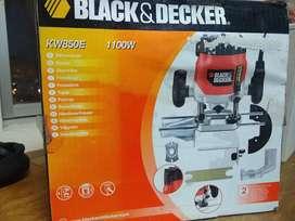 Ruteadora / Fresadora Black&Decker