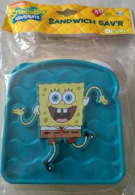 Sanduchera Sponge Bob