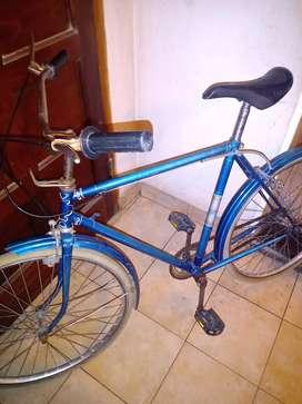 Bicicleta antigua rodado 24