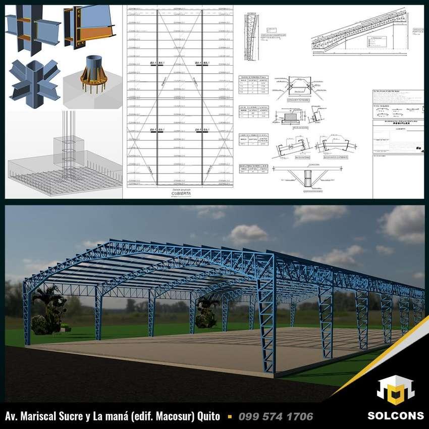 Planos de Construcción y Estructurales 0
