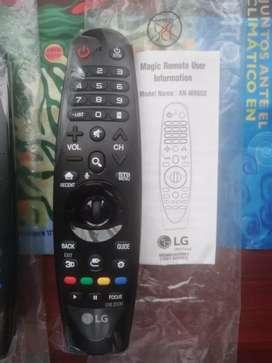 Control de TV LG