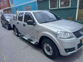 camioneta doble cabina Great Wall 4x2