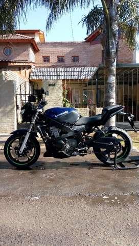 Vendo Kawasaki Zx6 Impecable Titular