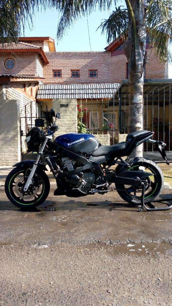 Vendo Kawasaki Zx6 Impecable Titular 0