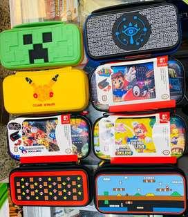 Maletas Nintendo switch