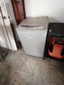 Lavadora de segunda haceb