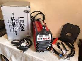 EQUIPO DE SOLDADURA ELECTRICA INVERSOR MAS MIG 250 AMPERIOS INDUSTRIAL 110V Y 220V NUEVOS
