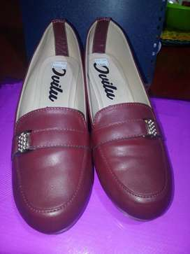 Zapatos mocasines talla 36
