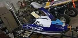 Vendo permuto jet sky Yamaha 2010