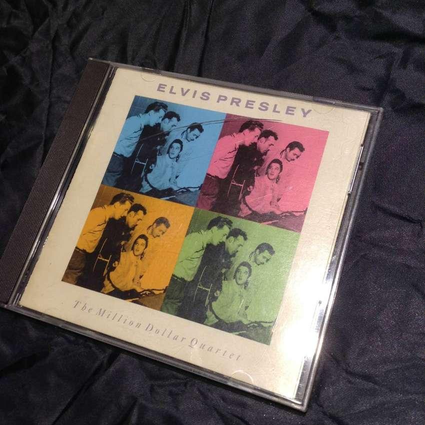 Elvis Presley The Million Dollar Quartet 0