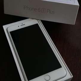 IPhone 6s Plus plateado