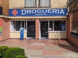 Vendo Droguería en Bogotá