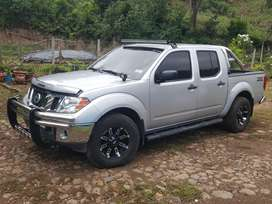 Nissan Frontier 2011 4x4 gasolina