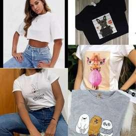 Camisas  para dama y caballero