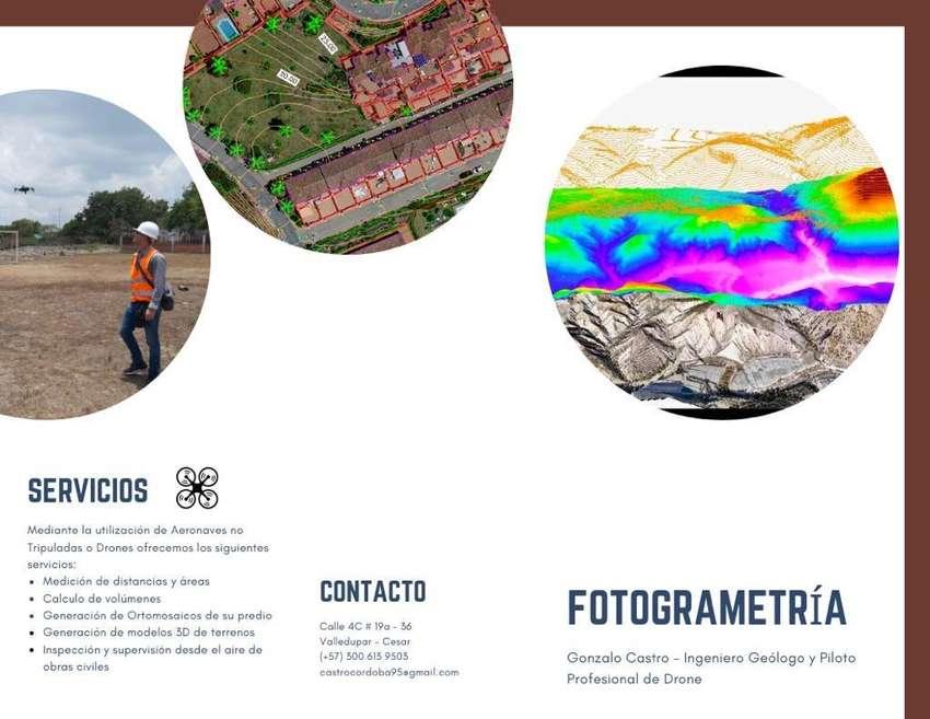 FOTOGRAMETRIA Con Drone 0