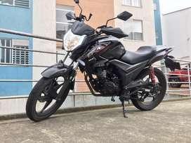 AKT CR4 125 - modelo 2020