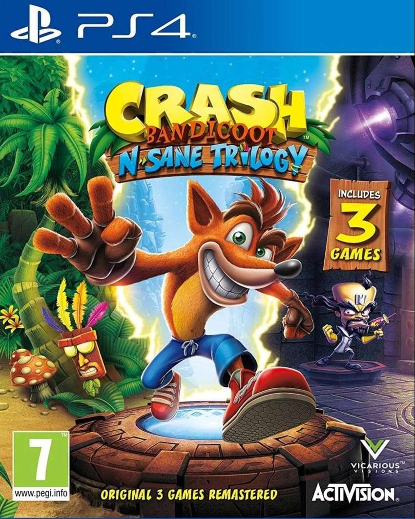 Vendo juego PS4 en Perfecto estado 0