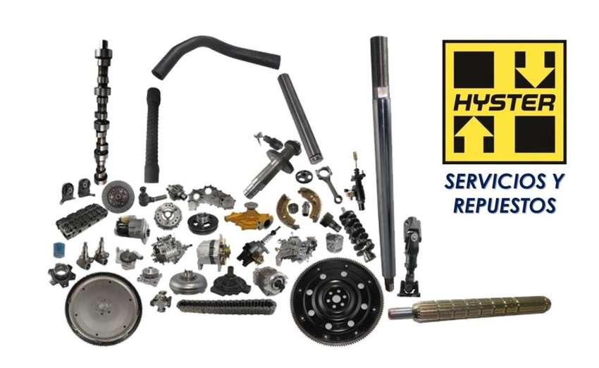 Servicios y Repuestos para Montacargas HYSTER 0