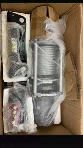 Malacate T-Max 9500 libras sin uso