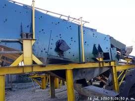Trituradora de piedra a producción de 35 a 40 mts3 hora