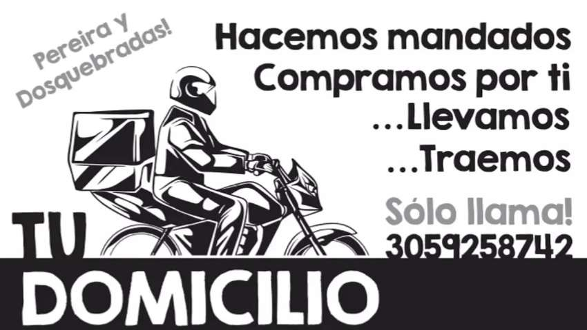 SERVICIO DE MENSAJERÍA 0
