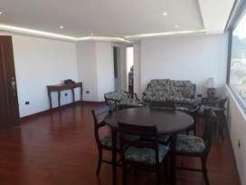 ZP-SA, Amplia y Hermosa Suite completamente Amoblada en Arriendo, Sector La Floresta, Swisootel!!