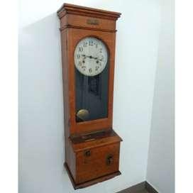 Reloj de Fichar (Marcatarjeta) Pendulo - Timex