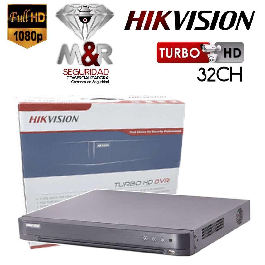 DVR 32 CANALES HIKVISION 1080P 0