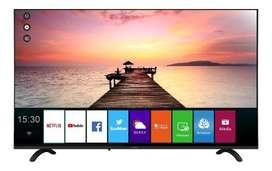 Smart Tv 50'' 4k Noblex De50x6500 Netflix
