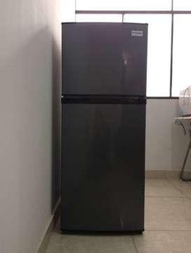 Refrigeradora Hyundai 165L - Color Gris