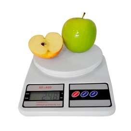 Gramera 10kg 10000gr Balanza Báscula Pesa Digital Cocina