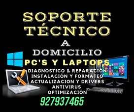 Servicio Técnico Computadoras