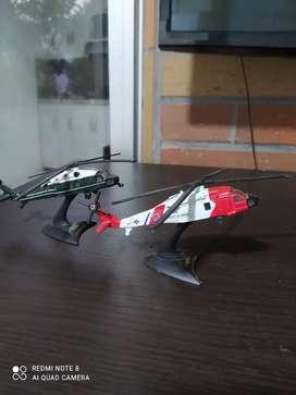 Colección de elicopteros  maisto