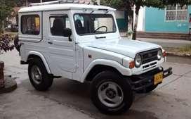 Daihatsu F60L modelo 1983 Diesel