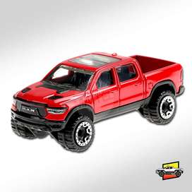 Hot Wheels 2020 RAM 1500 REBEL