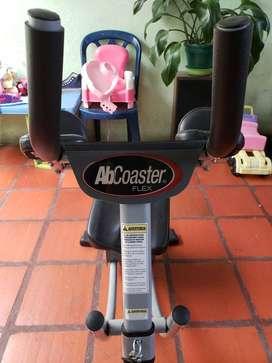 AB Coaster FLEX Original PLEGABLE!! Usado en buen estado!