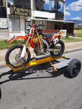 Trailer para 1 moto