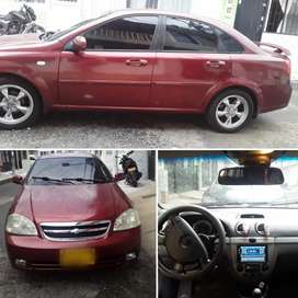 Vendo carro Chevrolet optra