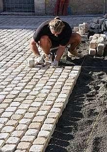 Adoquines de granito, venta x metro cuadrado