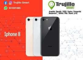 iPhone 8 64 Gb , Garantia 1 Año