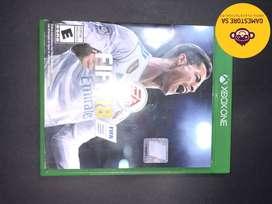 FIFA 18-XBOX ONE