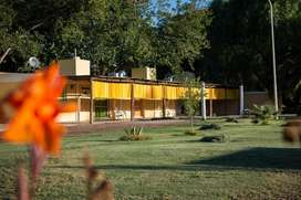 dp44 - Cabaña para 2 a 6 personas con pileta y cochera en Pocito