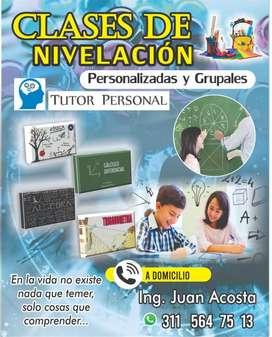 Clases Y Cursos de Matematica Y Fisica