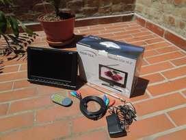 Televisor, y Monitor de video