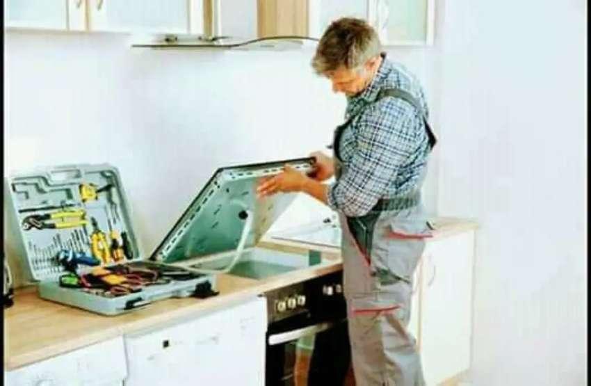 Instalación   reparación de hornos a domicilio 0