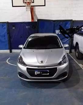 Vendo Peugeot 208 como nuevo