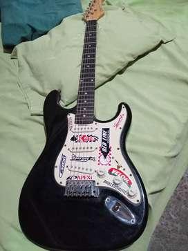 Guitarra electrica Suzuki original