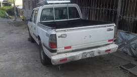 Vendo camioneta chevrolet luv doble cabina 4x4 2.8 diesel