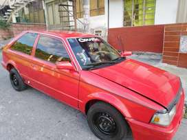 Vendo Mazda 323 Negociable