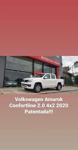 Volkswagen Amarok Confortline 2.0 2020